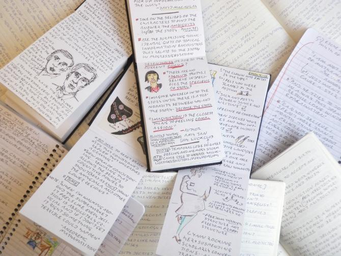 autodidact notebooks