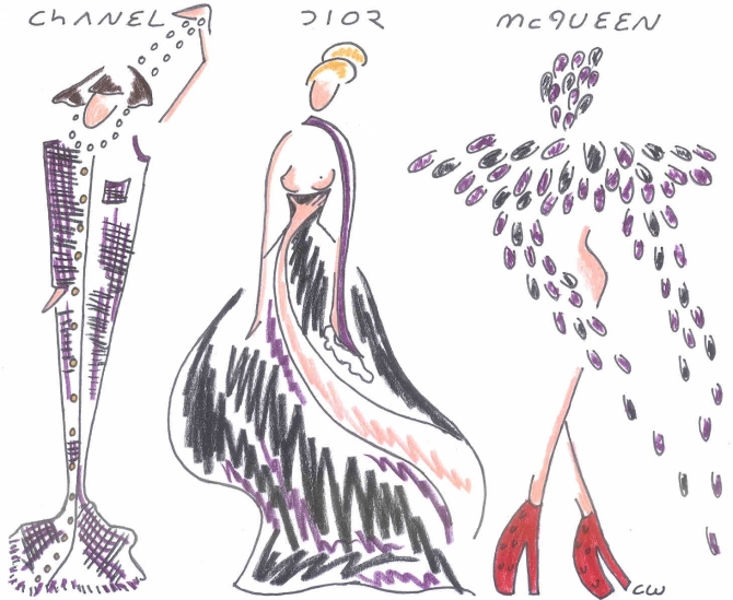 haute couture depression