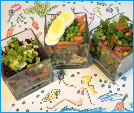 sexy salads