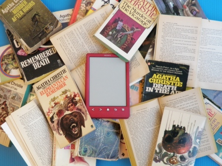 Books vs eReaders