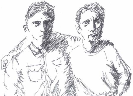 Neal Cassady Jack Kerouac