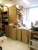 office storage room
