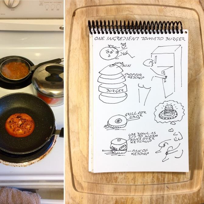 tomato burger 2